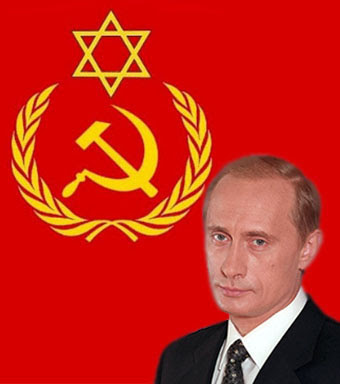 "Putin: ""80% of First Soviet Government was Jewish"""