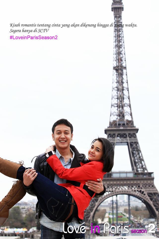 Lihat Foto-foto Biodata Dimas Anggara Pemain Sinetron Love In Paris ...