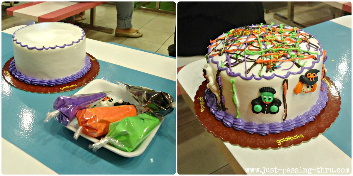 Cake Design Your Own : Just Passing Thru: A Whimsical Halloween Party at the ...
