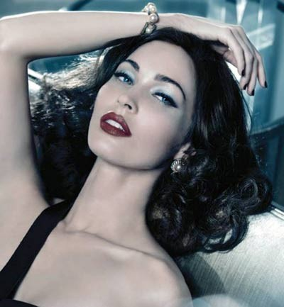 Megan+Fox+by+Giorgio+Armani