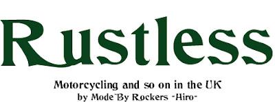 RUSTLESS by Mode By Rockers