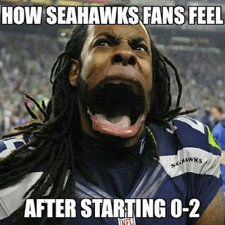 how seahawks fans feel after starting 0-2.- #seahawkshaters #mouth, #RichardSherman