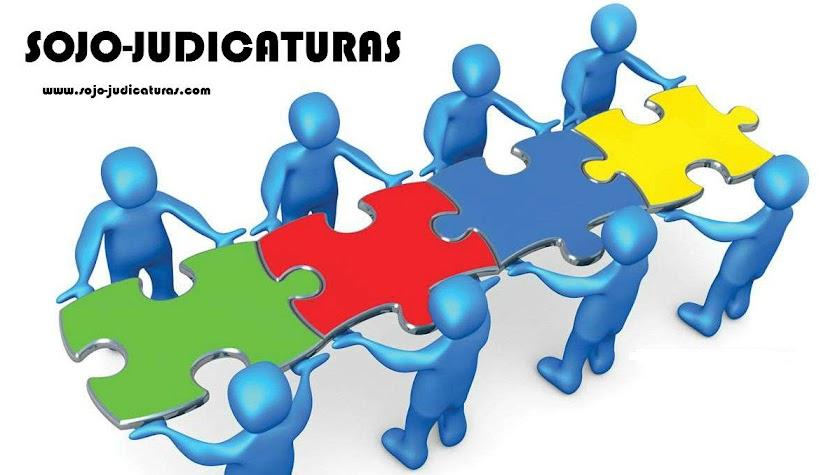 SOJO-JUDICATURAS