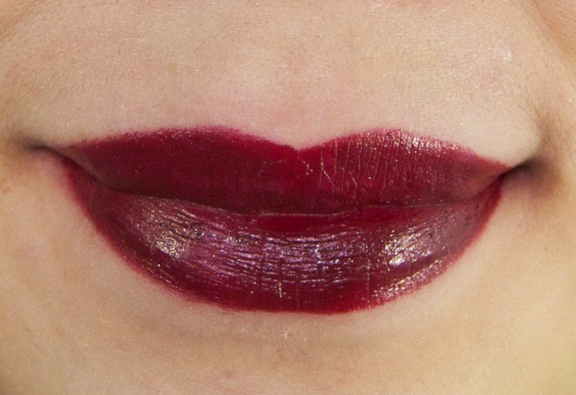 Rimmel Lasting Finish Lipstick in Bordeaux beauty makeup