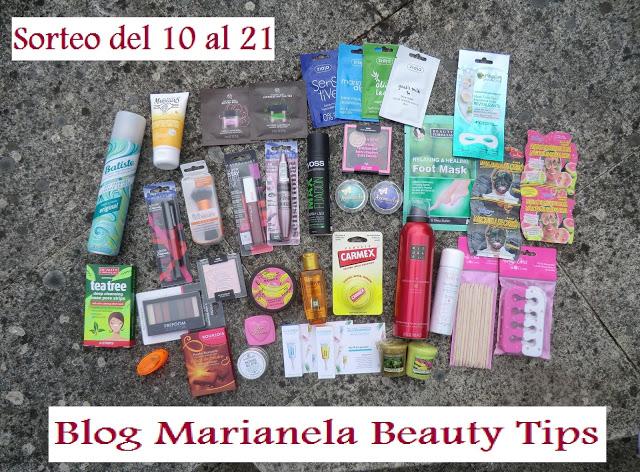 Marianela Beauty Tips