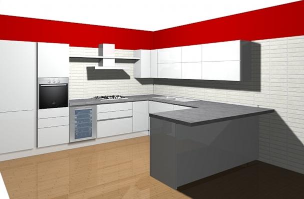 Pareti Cucina Rosse : Prima di acquistare una nuova cucina rivolgiti ...