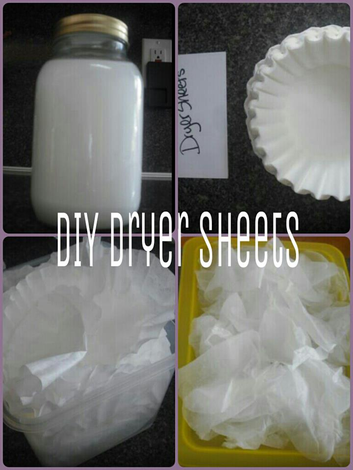 Living a special kind of life diy fabric softener dryer sheets - How to make your own fabric softener ...