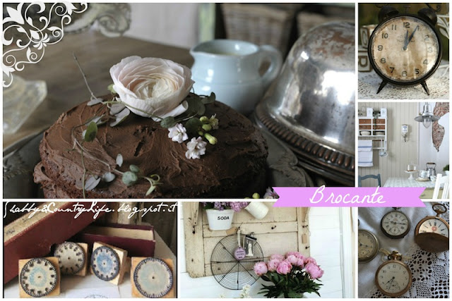 Brocante Ideas- Shabby&CountryLife.blogspot.it