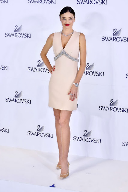 Fashion Model, @ Miranda Kerr - Swarovski Jewelry Press Conference in Tokyo