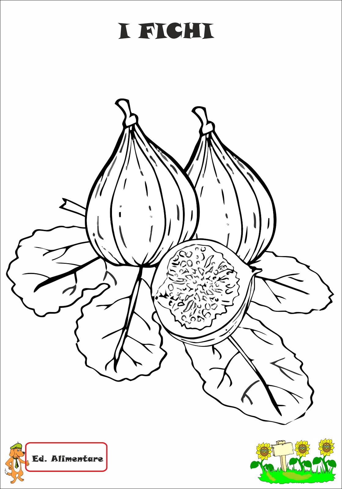 Eccezionale A Scuola con Poldo: La frutta dell'estate CH93