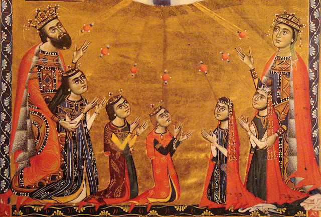 Древная aрмянская миниатюра