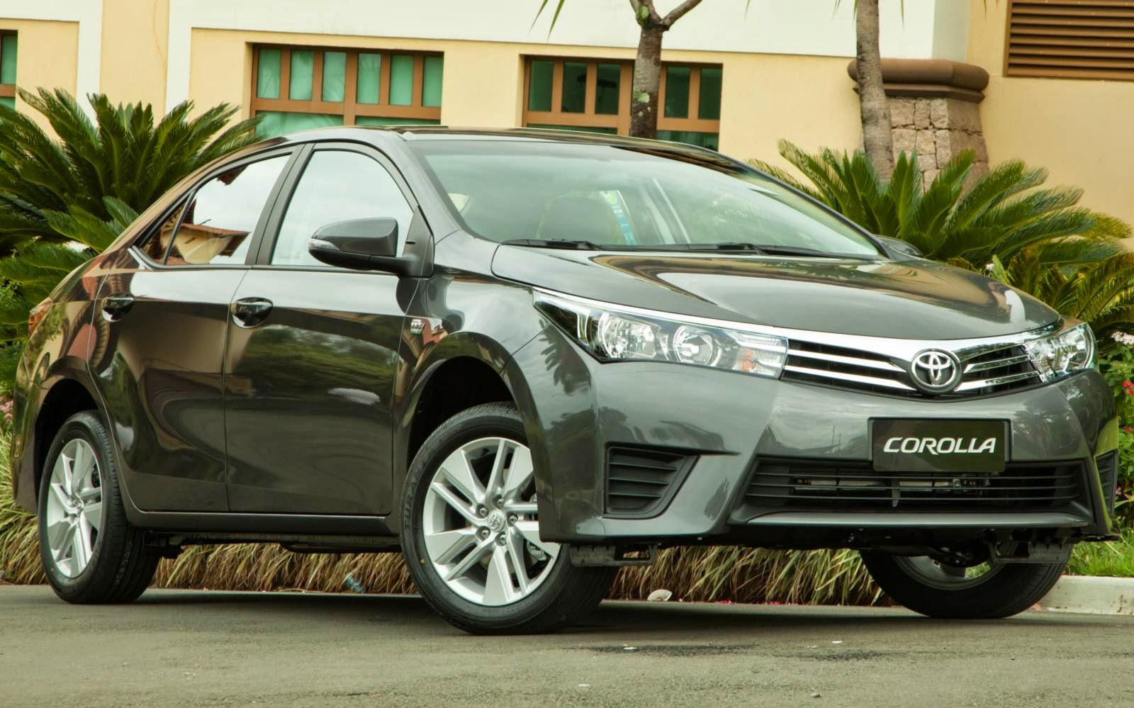 Toyota Corolla 2015 sedan