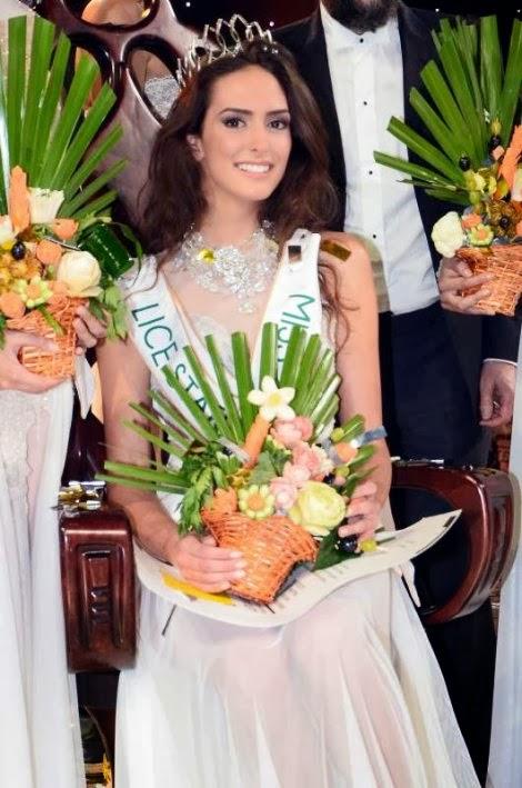 Miss Serbia Universe 2013