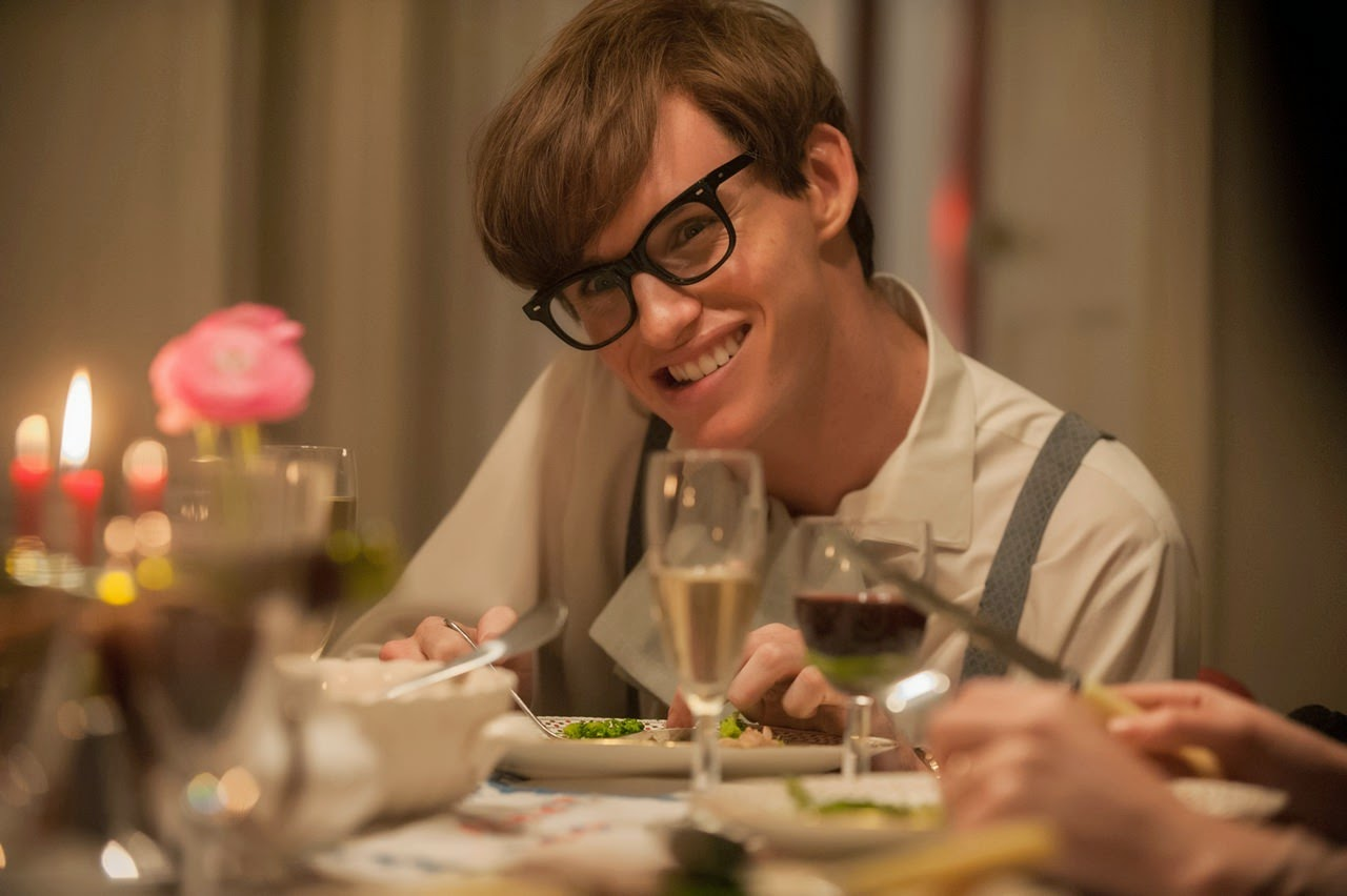the theory of everything eddie redmayne