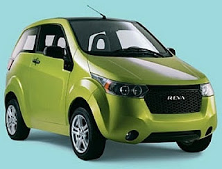 2012 Reva NXR Electric Car
