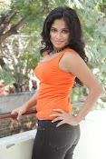 Actress Vrushali Sizzling Photo shoot-thumbnail-4