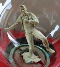 Fallen Cosmonaut Commemorative Cowboy