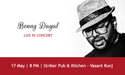 Benny Dayal Live Concert