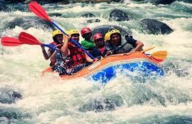 Visit Indonesia Arung Jeram Sungai Binge