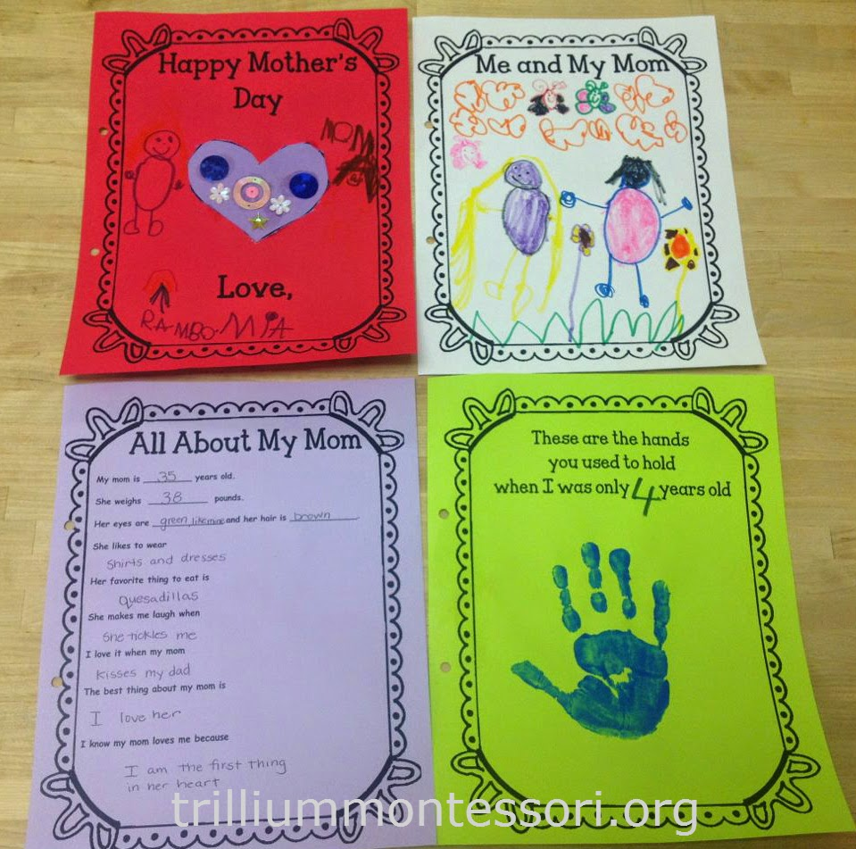 Center Doesnt Propose Any Printables But They Have Awesome Suggestions About Activities To Celebrate The Holiday Like Learning Word Mother In