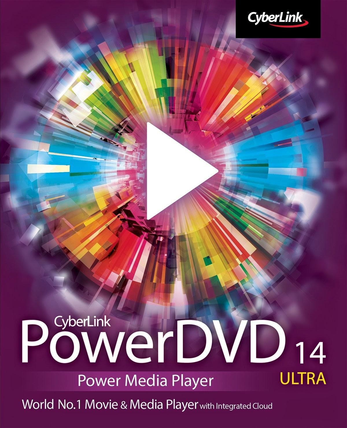 CyberLink PowerDVD Ultra 14.0.4704.58