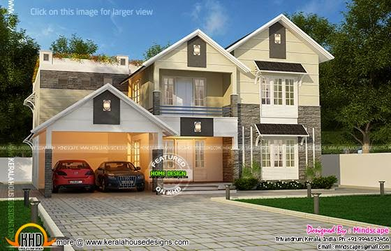 Very beautiful home design