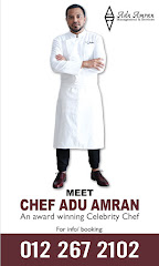 'The Lifestyle Chef'