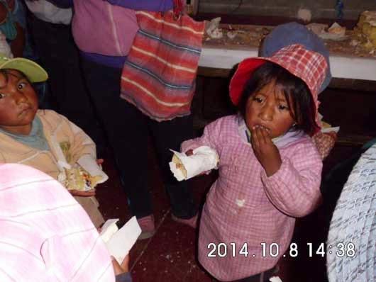 Auch den Kleinen schmeckt die Torte
