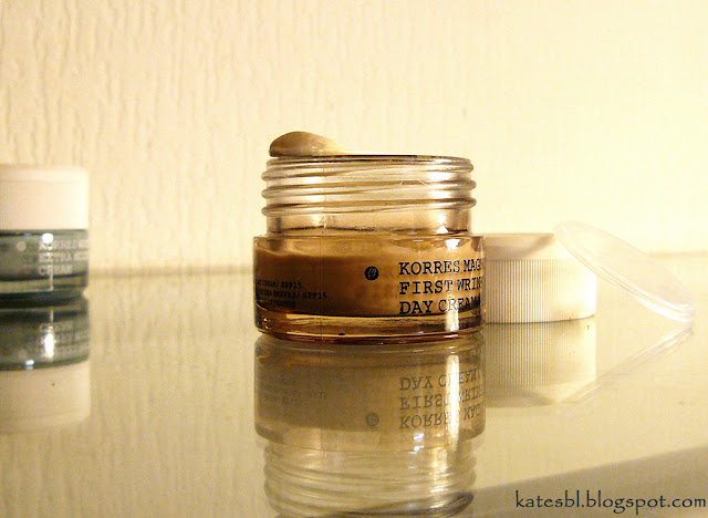 Korres Magnolia Bark First Wrinkles Day Cream отзыв