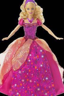 Gambar Animasi Barbie Bergerak Cantik