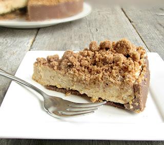 Chocolate & Peanut Butter Crunch Cake