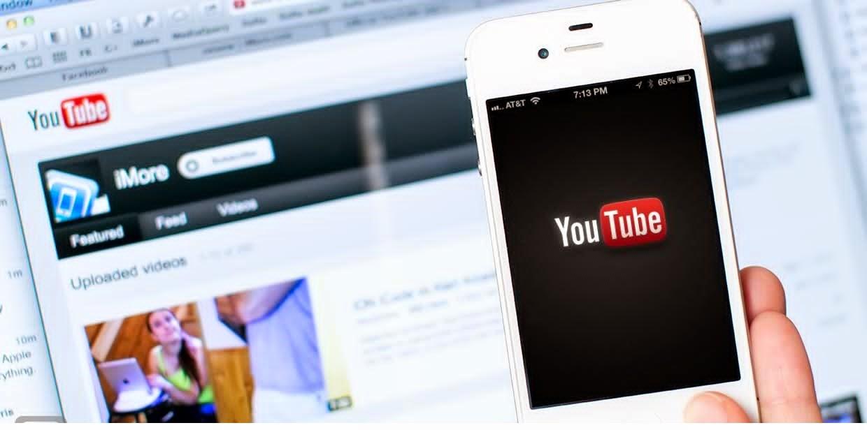 Приложение youtube для iphone 4
