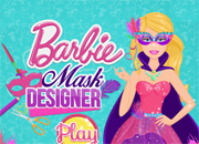 Barbie Mask Designer