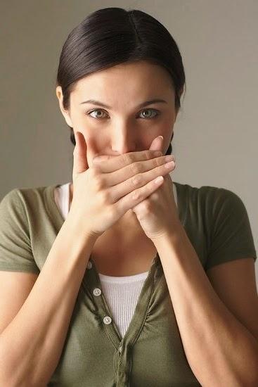 Κακοσμία στόματος