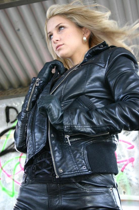 leather-girls