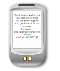 Welcome to Our Facebook Online Shop