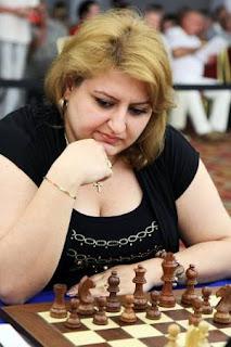 Echecs à Kazan: Elina Danielian (2484) leader après 6 rondes - Photo © Fide