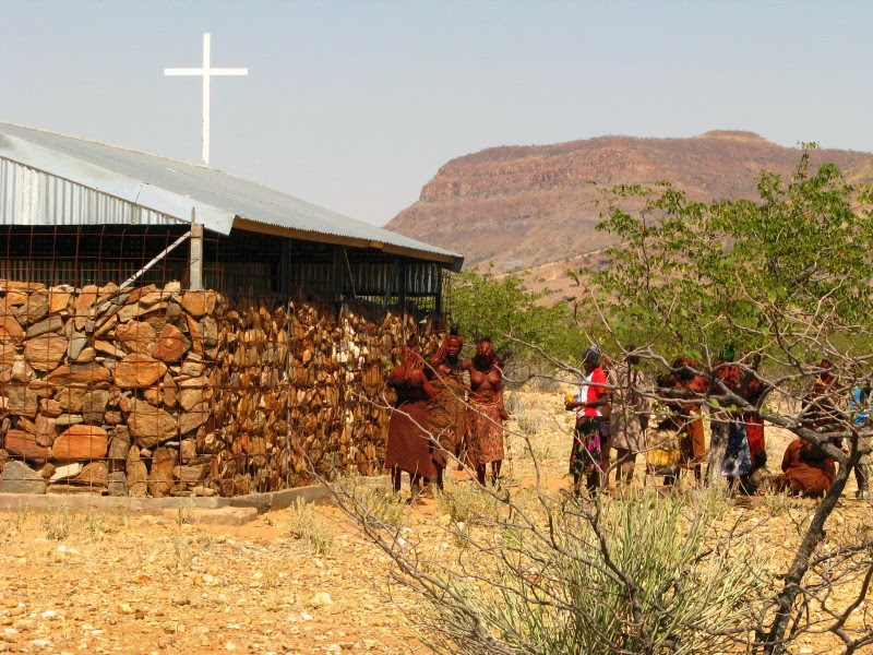 Namibia - rural church
