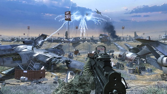 call of duty modern warfare 2 pc screenshot gameplay www.ovagames.com 3 Call of Duty Modern Warfare 2 RePack Black Box