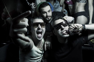 Get the Friday party started with some Swedish House Mafia