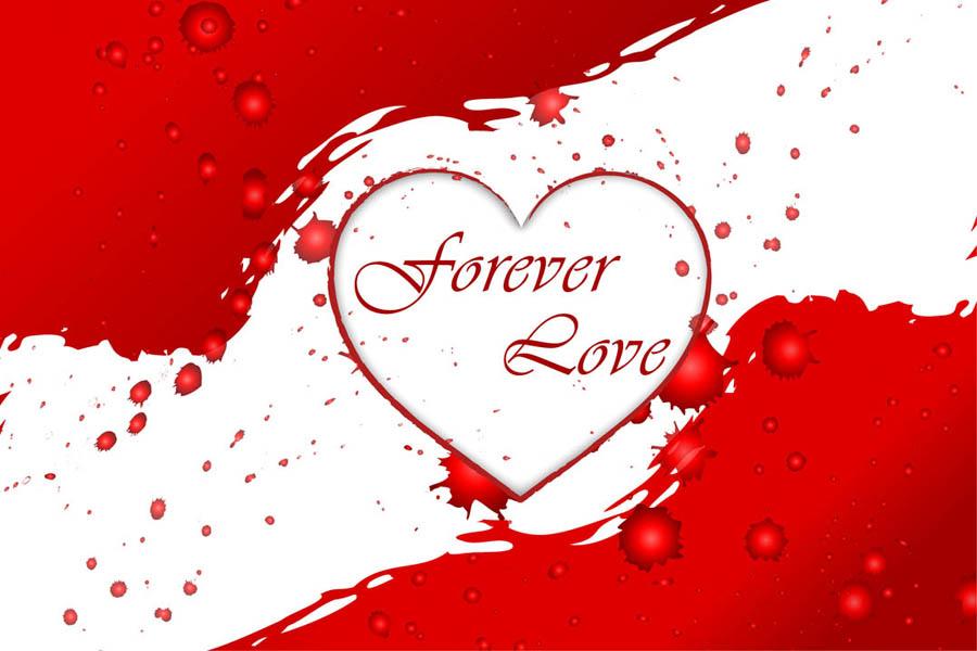 Love Heart Free Vector Graphics Free Vector Download