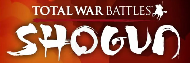 Sega Total War Battles Shogun Android