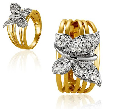 The Latest Jewelry Gold Trends 2013