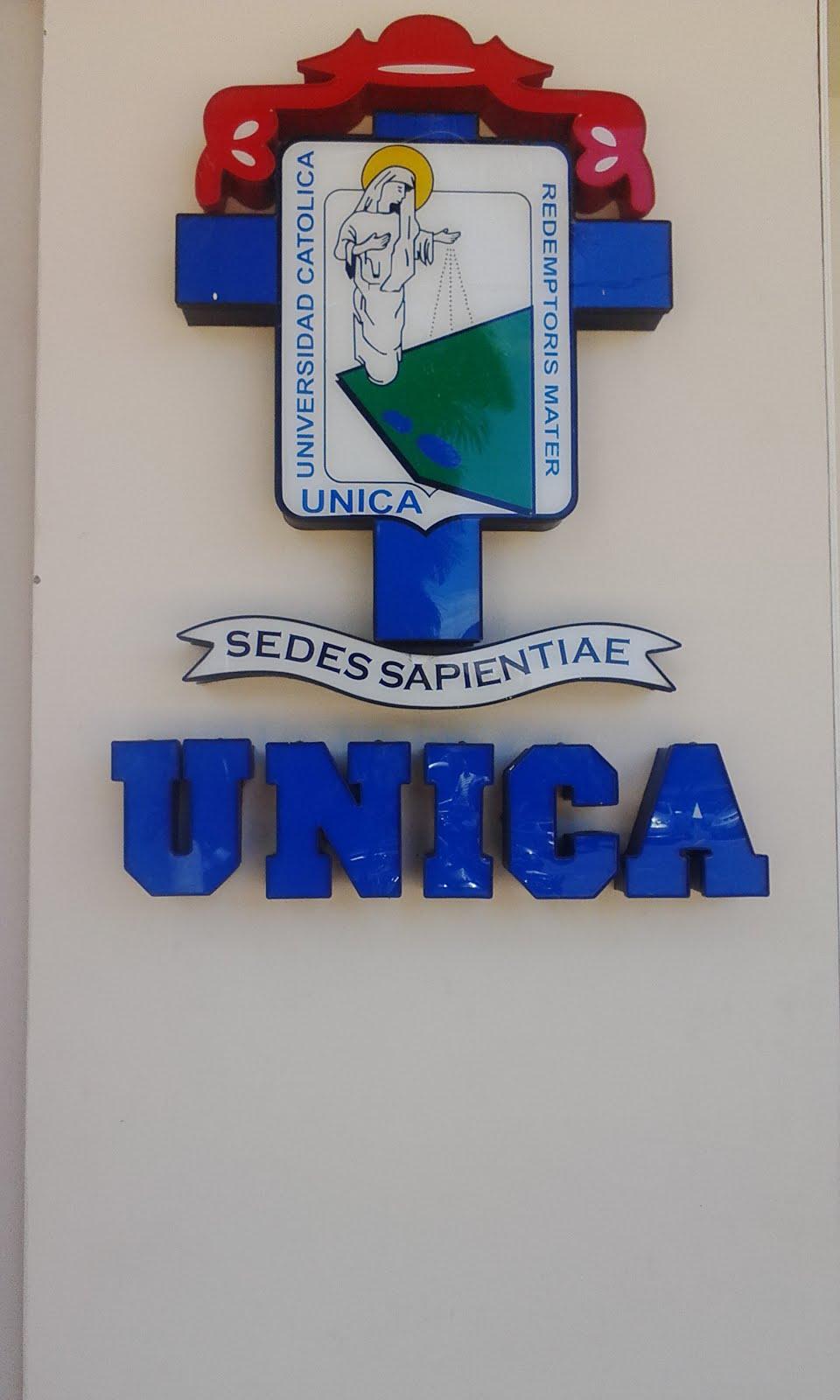 Orgulloso de ser egresado de UNICA.