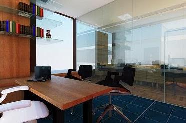 Jasa Desain Interior Ruang Kantor Direksi Minimalis Modern