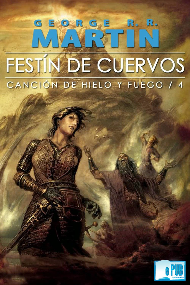 Fest%C3%ADn+de+cuervos Festín de cuervos   George R. R. Martin