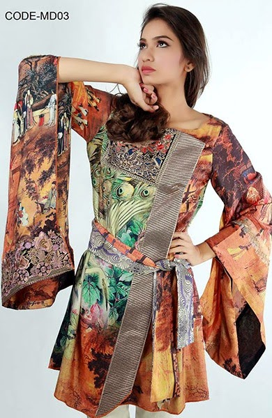 Pakistani Pret dresses 2015