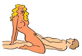 como encontrar o ponto g posição sexual cavalgada