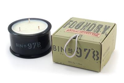 Bin no 25 branded leather deep dark masculine and sensual smoky