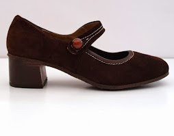 vintage skor